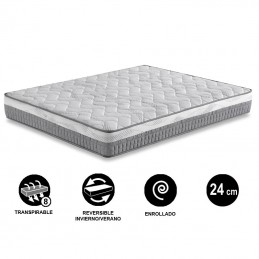 Doha Viscoelastic Mattress